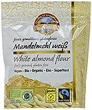 Bio weißes Mandelmehl blanchiert 1,5 kg Fairtrade, natur nicht entöltes Mandelpulver,...